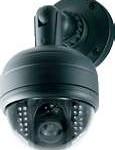 vandal proof dome CCTV camera New York NYC